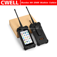 "4.7""MTK6735 quad core 2GB RAM 16GB ROM Android 6.0 IP67 Waterproof Analog DMR Walkie Talkie Mobile Phone M1 better than runbo h1"