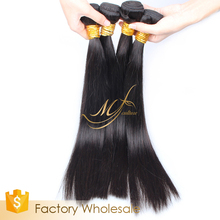 New arrival unprocessed remy best straight virgin hair brazilian hair extension
