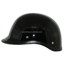 Novelty Jockey Helmet Motorbike Half Helmets Free Sample Supply