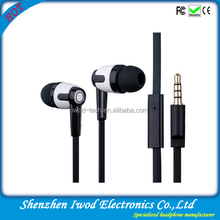 2014 new hot products made in China exported to dubai promotion earphone for smart phone