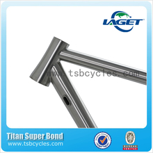 700c ti bike frame titan gravel bike frame
