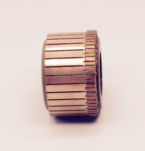 32 bars slot type silver copper commutator of top quality and low price