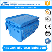 Nestable and stackable plastic crate wholesale