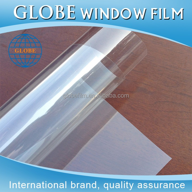 Best sale good quality 4mil security clear window tint for homes