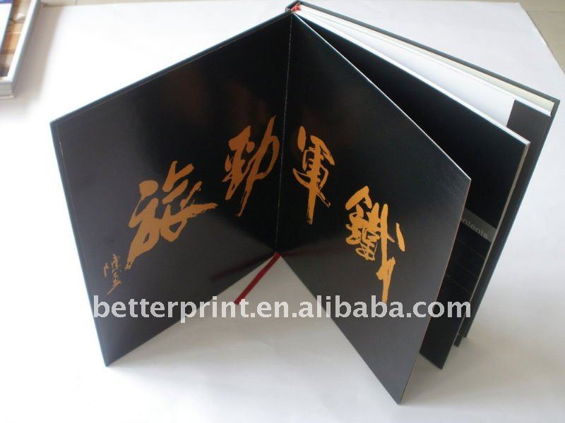 hardcover book / product catalog