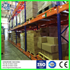 Warehouse push back racking, Indutry large capacity push back metal rack