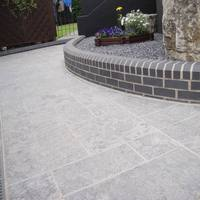 Natural paving limestone stone for walkway pavers outdoor ,Limestone paving tile for limestone pavers