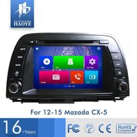Excellent Quality Competitive Price Car Gps Navigation Car DVD Player For Mazada Cx5
