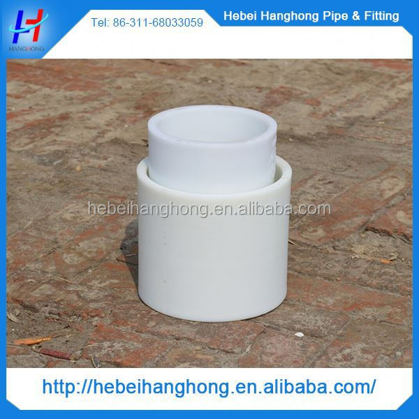 Trade Assurance Supplier pvc half pipe