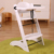Cubby Plan LMHC-007 L-Shape Solid Beech Wood Baby Feeding Chair