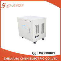 Cken Best New Product 10KVA SG SBK Series Three Phase Dry Type Isolation Transformer , 3 Phase Control Transformer