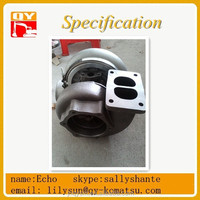 Diesel Engine Turbo SA6D140E-2A Excavator PC750-6 6505-52-5410 6505-65-5091 6505-11-6210