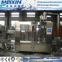 Automatic Bottled Mineral Water Making Machine / Water Plant