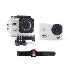 "HD Ultra 4K Remote Controller 2"" LCD Wide angle lens Sport Action DV Camera"