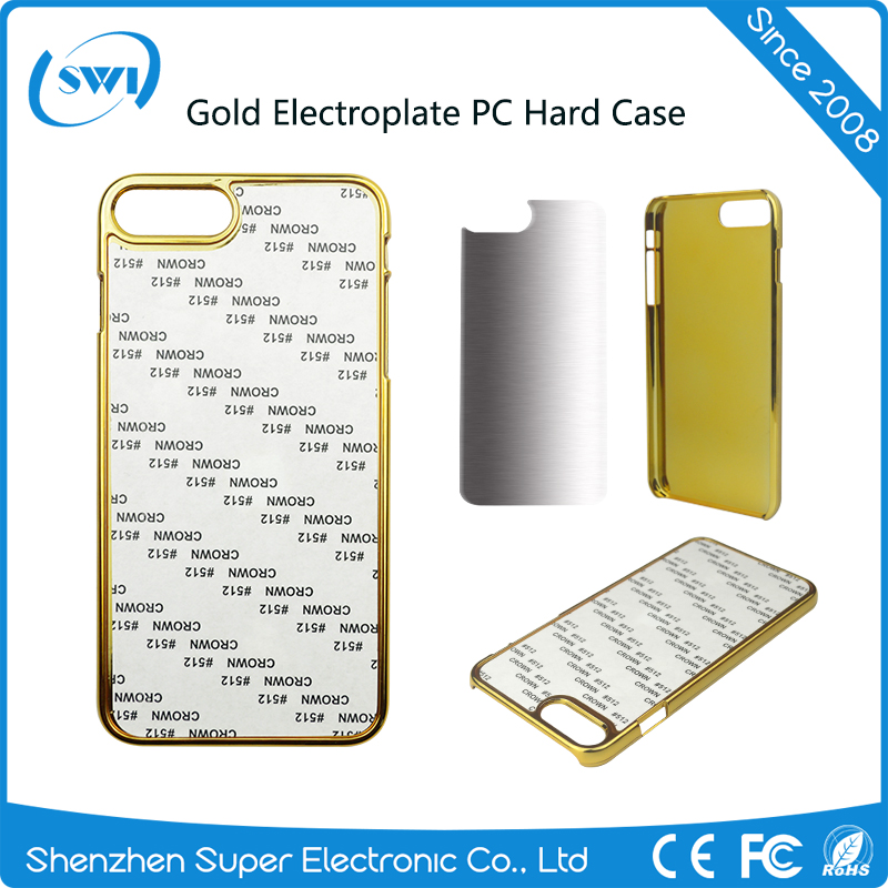 Wholesale 2D blank heat transfer phone cases, for iphone sublimation case