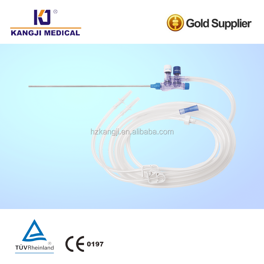 Surgical disposable Medical Device Laparoscopic suction irrigation, wholesale alibaba
