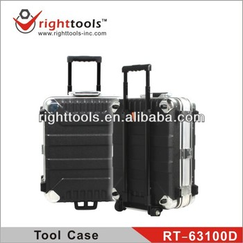 heavy duty aluminum waterproof Progress Professional shockproof Tool Case