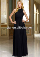 LL042 Long Beautiful Bridesmaid Dress 2013
