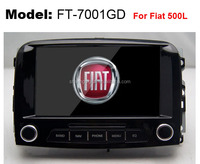 FT-7001GGFiat 500L gps navigation with BT