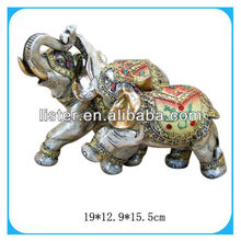 Indian style elephant home decoration