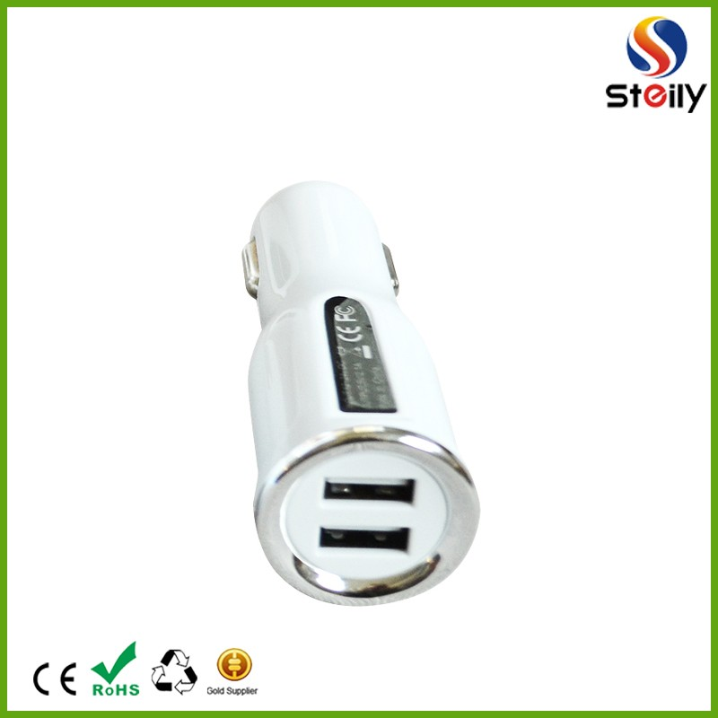 Hot selling QC2.0 USB car charger,Phone car charger,Dual car charger