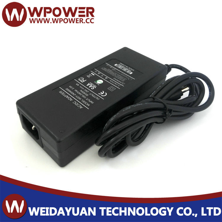 dc power adaptor 24v 4a 96w CE UL/CUL SAA GS