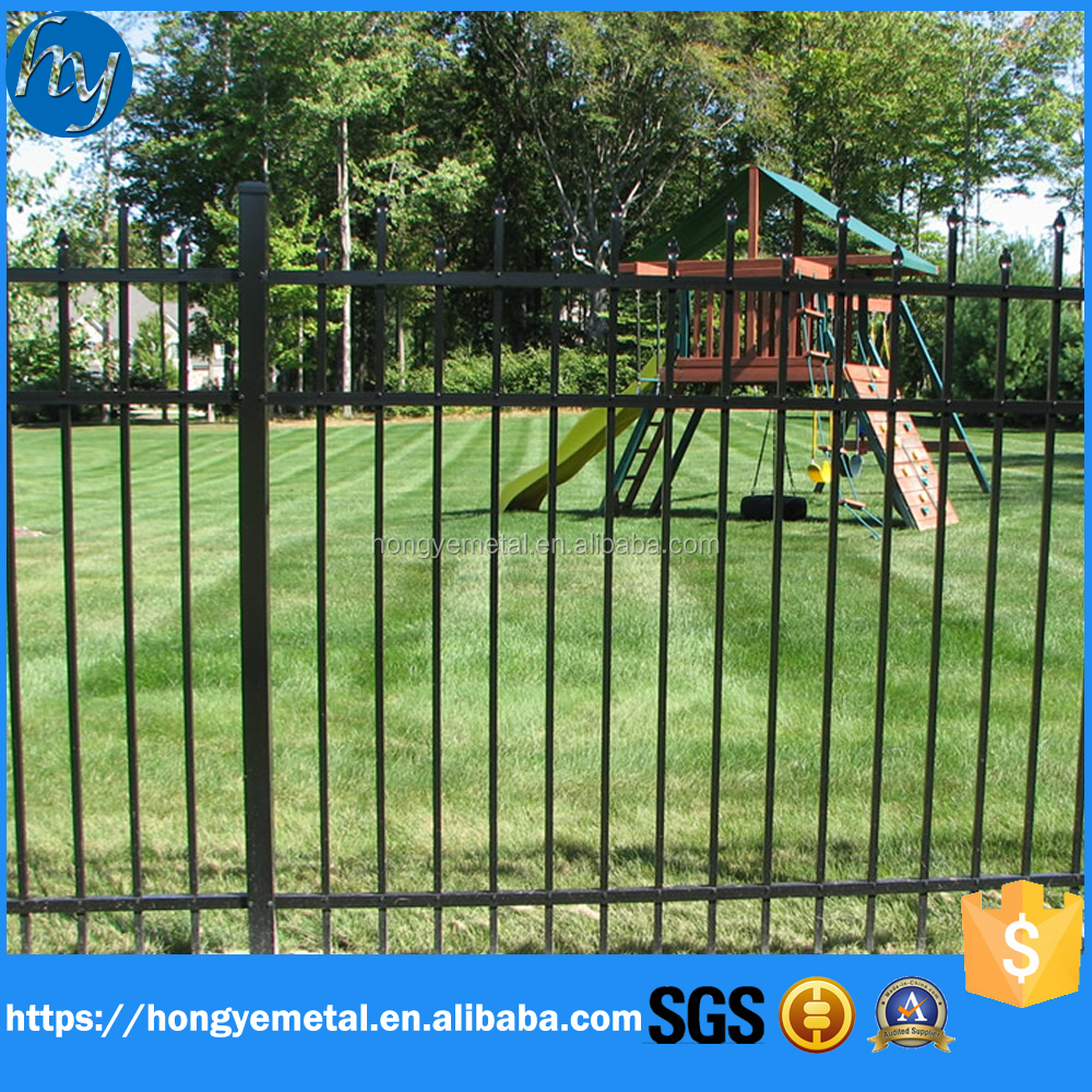 China Cheap Supplier Docrative/Ornament/Adorn Steel Fence Panels For Sale