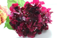 china artificial flowers artificial hydrangea flower wholesale