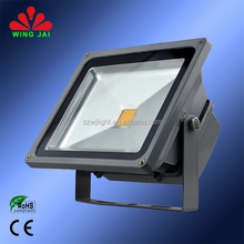 Economical cost & high light efficency high pole led outdoor flood light 50w