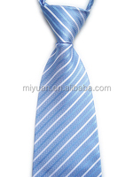 professional stripe mens necktie in china to match shirts