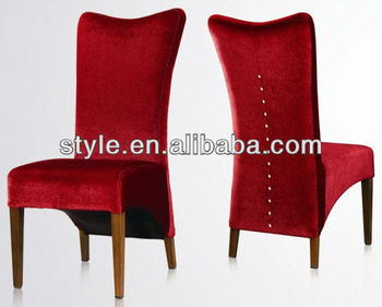 Nice design aluminium hotel chair B-319