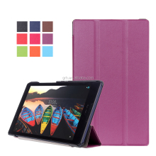Ultra Slim Smart Cover Case Stand for Lenovo Tab 3 8 TB3-850F / TAB2 A8-50