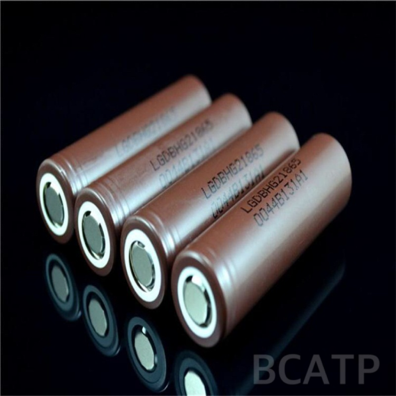 Hot Selling vape 18650 battery Lg Hg2 18650 lithium titanate 3000mah Lipo batteries