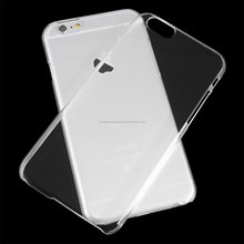 Clear Hard Crystal Transparent Back Cover Case for Apple iphone 6 6G
