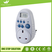 2017 New CE & BS certified digital timer switch plug with good quality