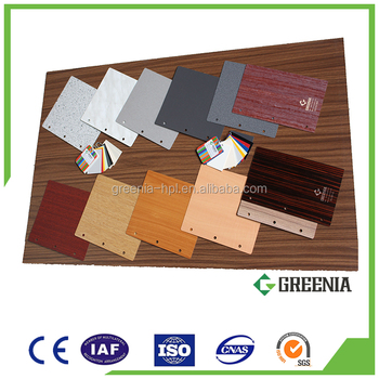 Greenia Laminate Sheets 1220x2440mm/Furniture Laminate Sheet