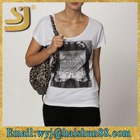comfortable printed tee shirts,t-shirt with print,printed round neck t-shirt