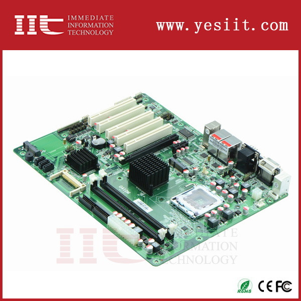 Customized latest industrial pc box motherboard
