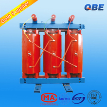 large dry type air cooling isolation cast resin epoxy 1000kva 5mva distribution transformers
