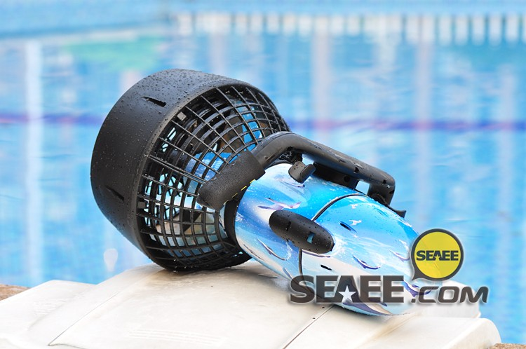 underwater sea scooter/water scooter/diving scooter/Underwater Fishing Equipment 24V 300W