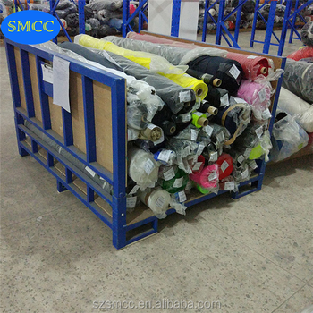 Storage Cage for Pallet Racking Outdoor available Foldable