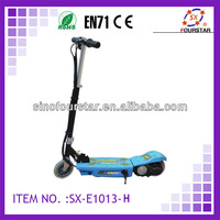 CE Approved 120W Electric Scooter,Easy Moving Electric Scooter for Kids SX-E1013-H