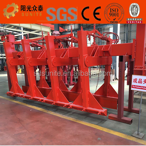 Lightweight aac block making machine/fly ash aac brick machine