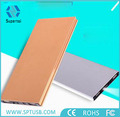 Flashlight dual usb 20000mah ultra slim power bank charger