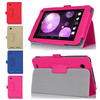 China Manufacturer Stand Leather Folio Case Cover For HP Slate 7 Plus 4200