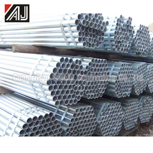 China Factory Galvanized Iron Pipe Steel G.I. Pipe
