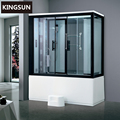 K-7013 USA Hot Sale High Quality Bathroom Furniture Steam Bath Prefab Homes Steam Shower Room