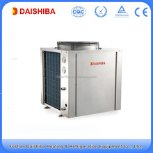 Air source heat pump heating and cooling swimming pool equipment 23kw CE,SAA,C-tick