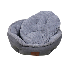 Hot Sale soft dog cushion round shape pet bed