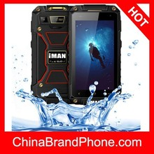 iMAN i6800 Android OS 4.4 Waterproof / Shockproof / Dustproof Mobile Phone